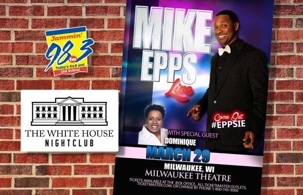 Find Out WHO Will Open for Mike Epps