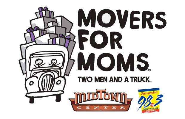 "Donate Items for ""Movers for Moms"""