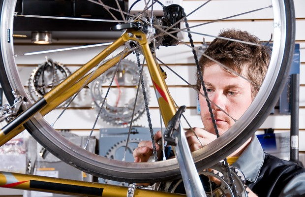 FREE Bicycle Tune-Up