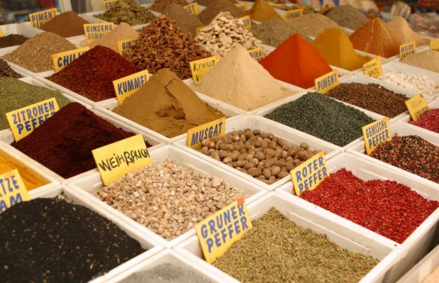 Cook With Herbs & Spices for Better Health