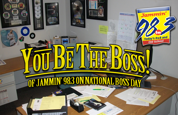 YOU Be the Boss