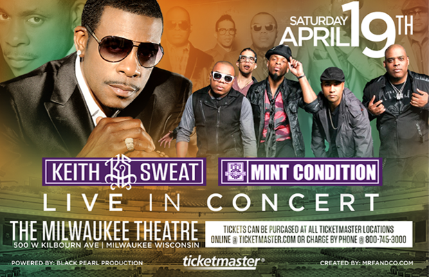 Keith Sweat with Mint Condition