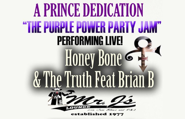 "A Prince Dedication – ""The Purple Power Party Jam"" 