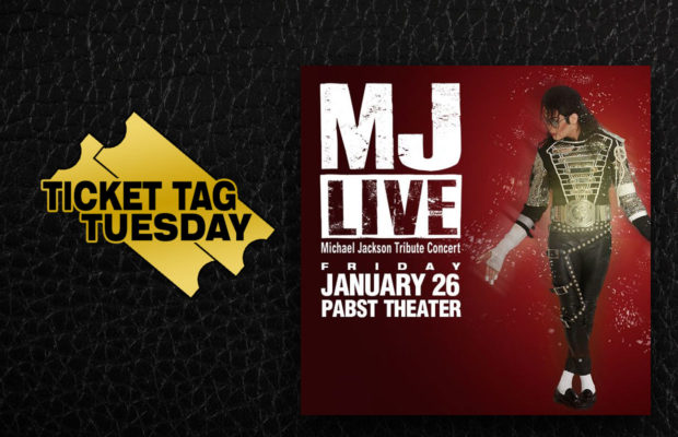 Win tickets to see MJ Live- The Michael Jackson Tribute